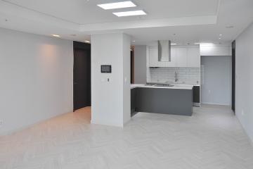 화이트&그레이 컨셉의 미니멀 인테리어, 40평대 아파트 남양주시,별내동,40평대아파트,47평아파트