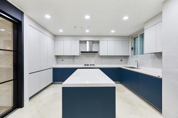 무게감이 느껴지는 중후한 80평대 아파트 용인시,기흥구,공세동,80평대