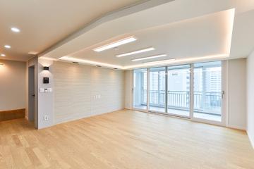 입구부터 주방까지 이어지는 모던&럭셔리, 50평대 아파트 고양시,덕양구,성사동,50평대,54평