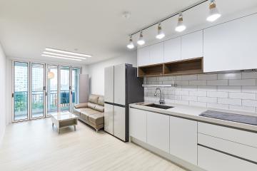센스 있는 리모델링으로 완벽하게 재탄생된 20평대 아파트 구로구,구로동,20평대