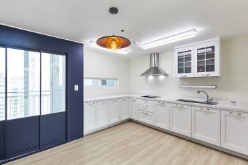넓어 보일 줄 아는 집, 40평대 아파트 구로구,신도림동,40평대,41평