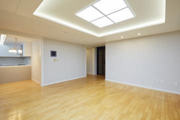 입구에서부터 느껴지는 모던&심플, 40평대 아파트 40평대,42평,용인시,기흥구,언남동