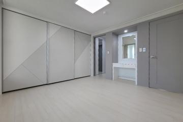 마음이 편안해지는 무채색 컬러의 30평대 아파트 30평대아파트,33평아파트,30평대,안양시,호계동