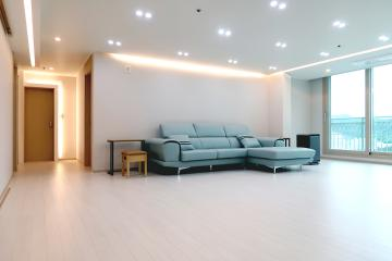 기본에 충실한 모던 스타일의 50평대 아파트 50평대,52평아파트,동래구,사직동