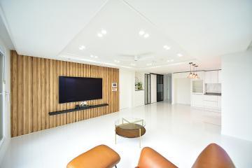 다양한 컬러와 소재를 사용하여 개성 넘치는 공간으로 꾸민 30평대 아파트 30평대,34평아파트