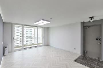 거실부터 발코니까지 환하게, 30평대 아파트 인천,계양구,계산동,30평대,32평