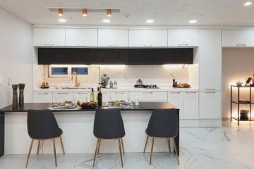 모던하고 깨끗한 이미지의 디자인을 내세운 30평대 아파트 30평대,30평,부천시,상동