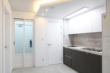 간접조명은 기본, 핵심은 수납공간! 20평대 아파트 수원시,권선구,권선동,20평대,21평