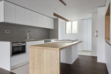 공간의 아름다운 변화, 남다른 무드의 30평대 아파트 30평대,33평,성북구,하월곡동