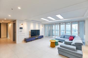 넓은 평수를 보다 더 넓게 활용한 40평대 아파트 경기도,용인시,기흥구,상하동,40평대,44평