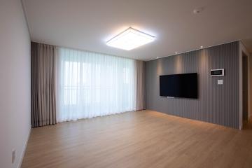 어떤 가구와 홈스타일링이 와도 어울리는 모던한 컨셉의 30평대 아파트 30평대,34평,고양시,덕양구,행신동