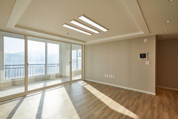 따스한 햇살과 그레이&아이보리 톤의 조합, 20평대 아파트 20평대,29평,경기,광주시,삼리