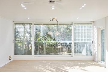 느낌 있는 거실이 포인트, 40평대 아파트 40평대,41평,부천시,상동