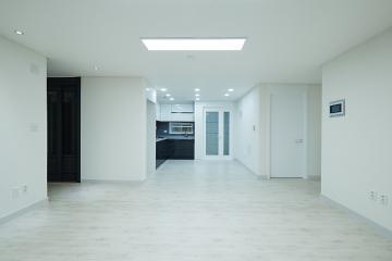 블랙&화이트로 심플하게 변신한 32평 아파트 Before&After 32평,Before&After,아파트,용인시,블랙,화이트,심플,모던,비포애프터