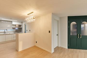 감각적인 현관, 내추럴한 주방이 돋보이는 30평대 아파트 용인시,수지구,죽전동,30평대,32평