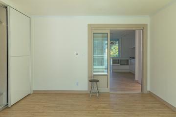 따뜻하고 포근한 감성의 우드&화이트 신혼집 10평대,17평,인천,연수구,청학동,신혼집