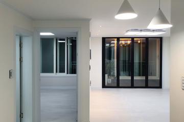 블랙&화이트, 따뜻함과 세련됨이 공존하는 20평대 아파트 20평대,24평,인천,부평구,십정동