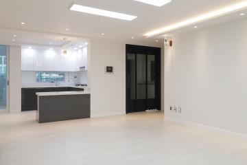 매력적인 조명으로 포인트를 준 30평대 아파트 30평대,32평,부산,연제구,거제동