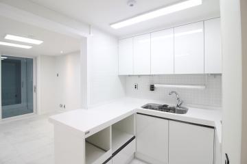 내추럴하고 깔끔한 화이트, 20평대 아파트 20평대,21평,안양,동안구,호계동