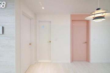 공간을 확장하여 환하게 만든 20평대 아파트 20평대,23평,안양시,동안구,평촌동
