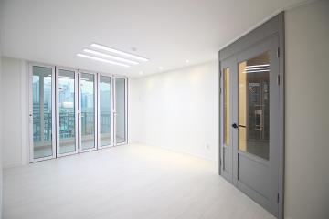모던 그레이한 느낌을 가지고 있는 20평대 아파트 20평대,23평,안양시,동안구,호계동