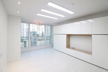 심플 화이트, 미니멀 라이프의 20평대 아파트 20평대,23평,안양시,동안구,평촌동