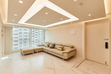 감각적인 조명이 돋보이는 20평대 아파트 성북구,길음동,20평대,23평