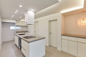 개방감 있는 구조의 주방이 돋보이는 30평대 아파트 성북구,석관동,30평대