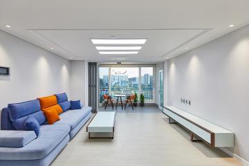 감각있는 가구 배치로 화사함이 가득한 30평대 아파트 의왕시,오전동,30평대,32평