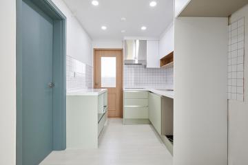 내추럴함의 매력이 표현된 20평대 아파트 20평대,24평,군포시,당동