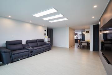 가족의 따뜻함이 느껴지는 40평대 아파트 40평대,42평,동대문구,답십리동