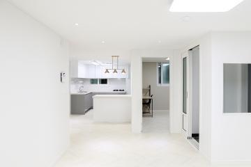멋스러움의 기본 깔끔 화이트 인테리어, 20평대 아파트 20평대,28평,인천,남동구,구월동