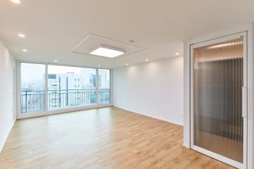 현관에서 느껴지는 기분좋은 분위기, 30평대 아파트 용인시,수지구,풍덕천동,30평대,31평
