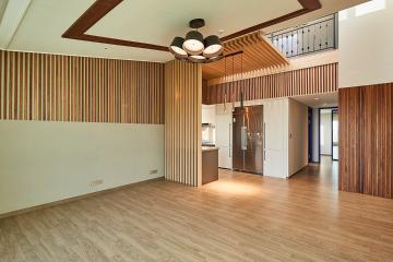 여유로운 휴식을 즐길 수 있는 펜트하우스 인테리어, 120평대 아파트 120평대,120평,성남시,수정구,신흥동,펜트하우스