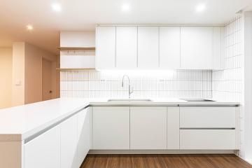 뉴트럴 화이트톤의 미니멀 스타일, 30평대 아파트 30평대,32평,용인시,기흥구,구갈동