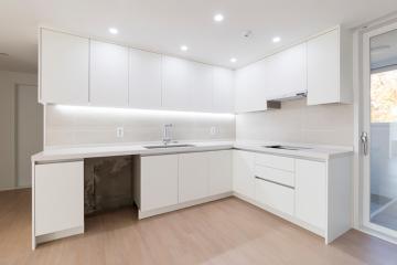 미니멀한 화이트톤 스타일의 30평대 아파트 30평대,32평,용인시,기흥구,신갈동