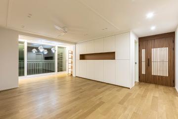 깔끔함과 따뜻한 감성을 연출한 30평대 아파트 30평대,31평,용인시,기흥구,영덕동
