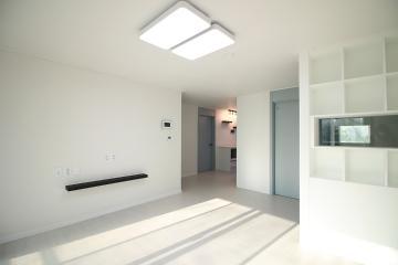 화이트와 블루의 만남, 20평대 아파트 20평대,23평,안양시,동안구,평촌동