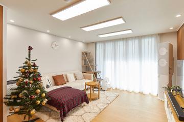 낡은 것은 버리고 온기를 불어넣다, 30평대 아파트 서대문구,영천동,30평대,31평
