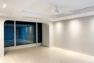 부드러운 곡선으로 고급스러움이 완성된 40평대 아파트 부산,해운대구,우동,40평대,46평