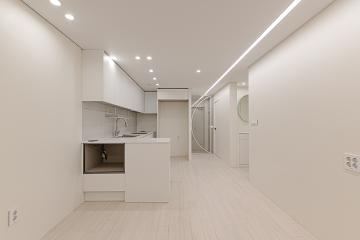 무몰딩이 돋보이는 20평대 아파트 20평대,20평,광명시,하안동,무몰딩
