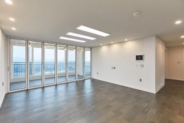 감각있는 현관과 트렌디한 욕실이 돋보이는 40평대 아파트 군포시,당동,40평대,45평