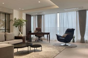 모델하우스 부럽지 않은 모던한 분위기의 80평대 아파트 강남구,신사동,80평대,81평