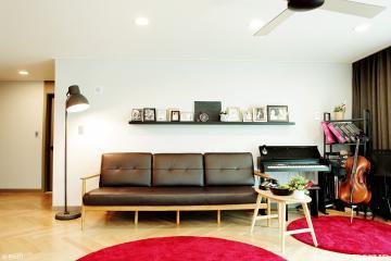 OLD&NEW 3대가 함께하는 실용적 공간 아파트,50평,강남구,심플,내츄럴,강남명품아파트
