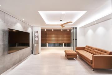 호텔 스위트룸을 닮은 우리집을 소개합니다. 인천,부평구,산곡동,30평대,35평