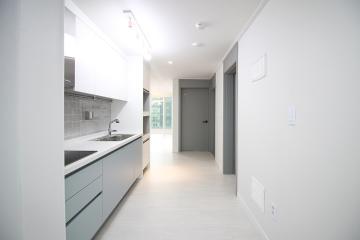 모던 그레이한 느낌의 20평대 아파트 20평대,23평,안양시,동안구,호계동