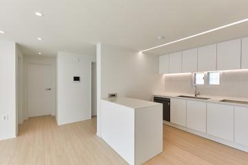 오래되고 정신없던 집이 차분한 분위기로 변한 20평대 아파트 광명시,철산동,20평대,27평