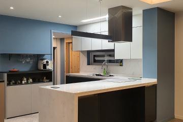 모던 & 심플한 분위기의 파스텔톤 50평대 주택 50평대,50평,종로구,평창동