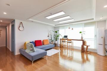 감각적인 스타일링으로 완성시킨 포근한 공간 파주시,목동동,40평대