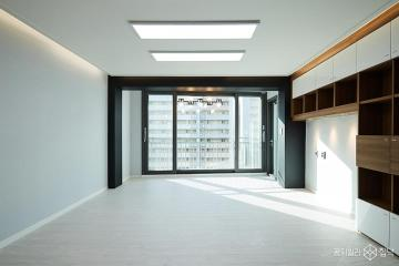 마치 카페에 온듯한 32평 아파트 인테리어 32평,그레이,심플,아파트,광명,비포애프터,BEFORE&AFTER,블루
